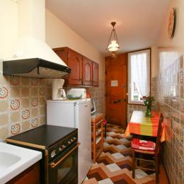 cuisine - Location de vacances - Bagnères-de-Luchon