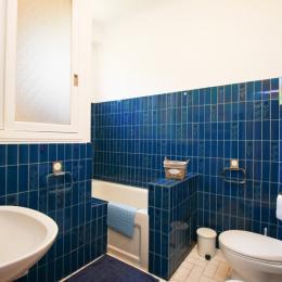 Salle de bain - Location de vacances - Bagnères-de-Luchon