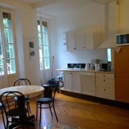 salon - Location de vacances - Toulouse