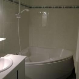 salle de bain - Location de vacances - Toulouse