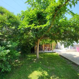 entrée du gite avec la salle de 25 m2 - Location de vacances - Aussonne