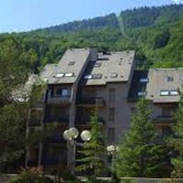 Vue résidence - Location de vacances - Bagnères-de-Luchon