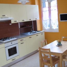 Cuisine T2 n°1 - Location de vacances - Bagnères-de-Luchon