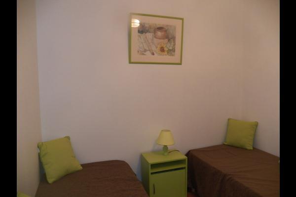 La chambre - Location de vacances - Luchon