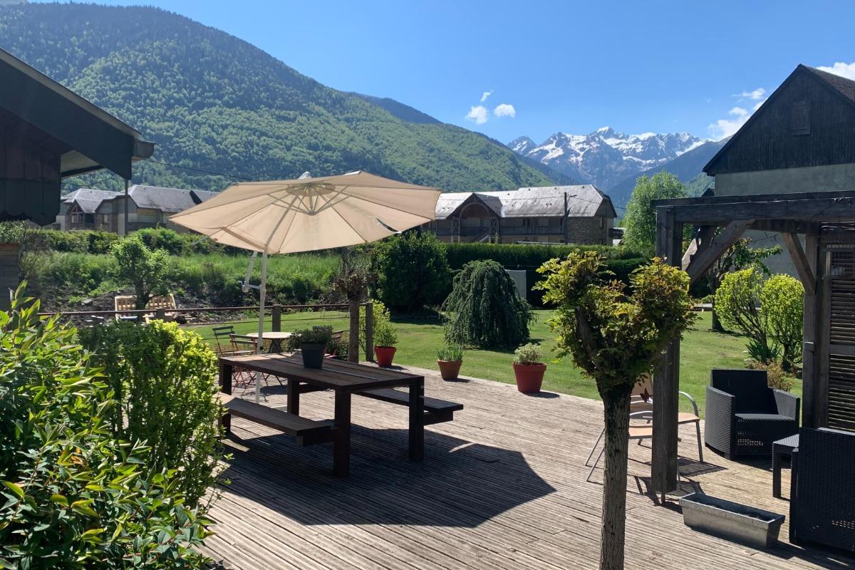 Chalet La Pairie été - Location de vacances - Luchon
