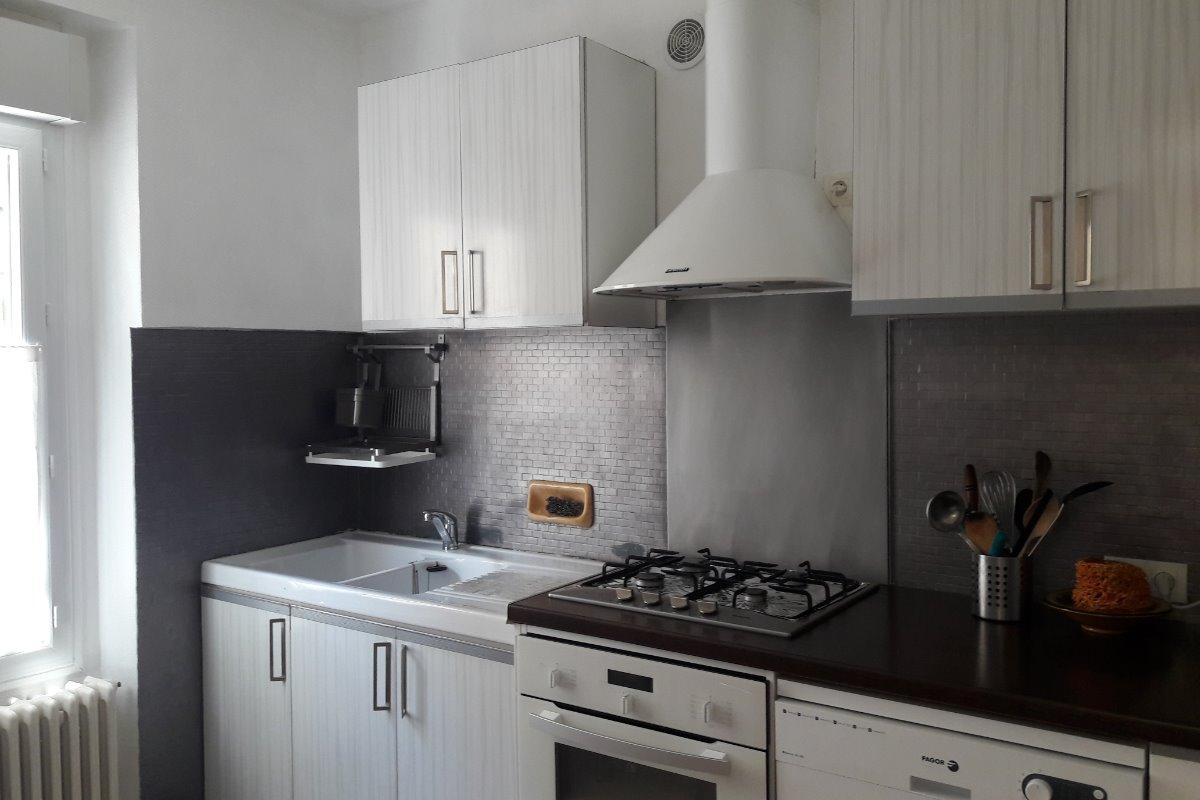 cuisine1 - Location de vacances - Luchon