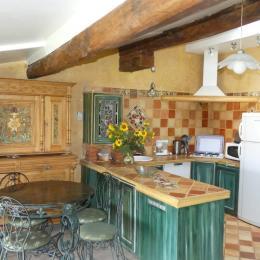 La Tabernole dans son écrin de verdure - Location de vacances - Montbrun-Lauragais