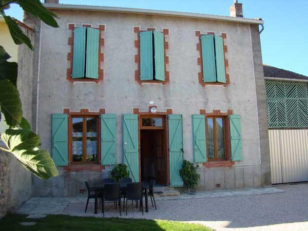 - Location de vacances - Beauchalot