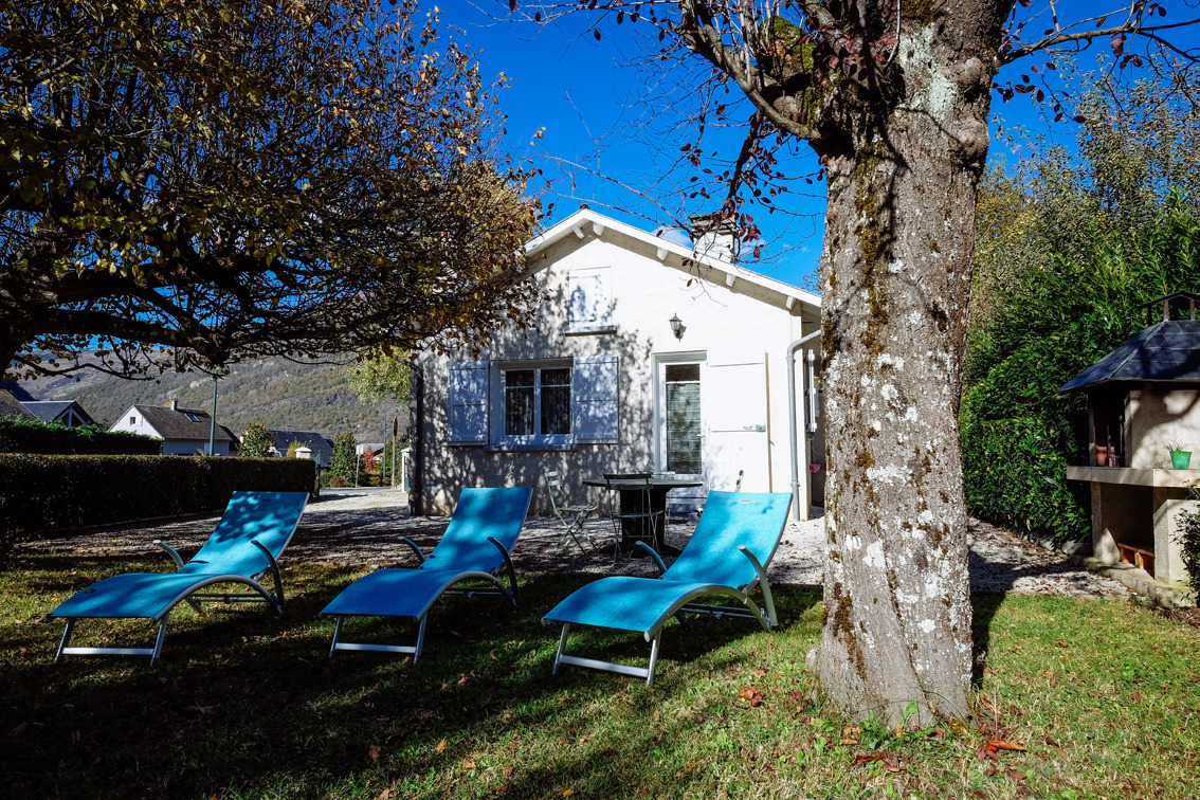 - Location de vacances - Saint-Mamet