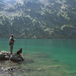 Pêche lac des Pyrénées - Location de vacances - Luchon
