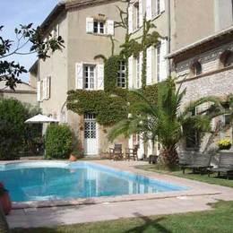 La piscine et nos chambres d'hôtes - Location de vacances - Villenouvelle