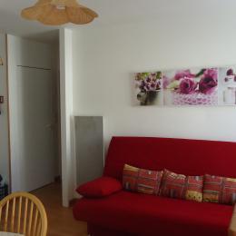 Clic-clac  couchage 140 cm - Location de vacances - Luchon
