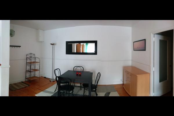 Salle à manger - Location de vacances - Toulouse