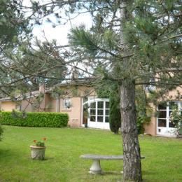 intérieur entrée - Location de vacances - Saint-Geniès-Bellevue