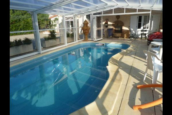 piscine - Location de vacances - Castelginest