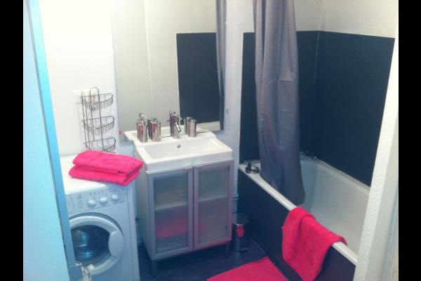 Salle de bain - Location Toulouse