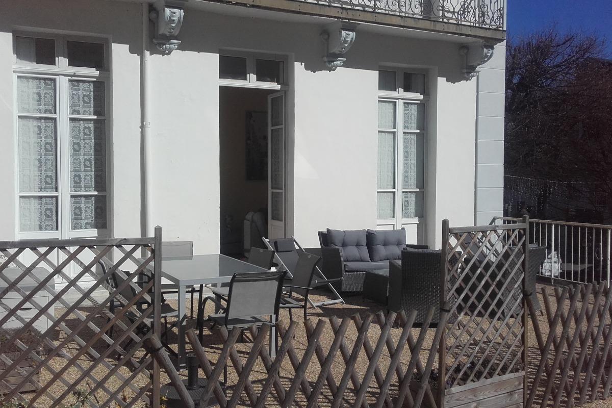 Le nouveau Salon de Jardin (avril 2019) - Location de vacances - Luchon