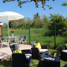Maison Beaupy/Toulouse extérieurs - Location de vacances - Beaupuy
