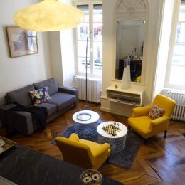 Maison Eugénie - Appt Claire Emilie - Luchon - Location de vacances - Luchon