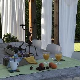 Les Truguettes - Droits gérés - Location de vacances - Saint-Jory