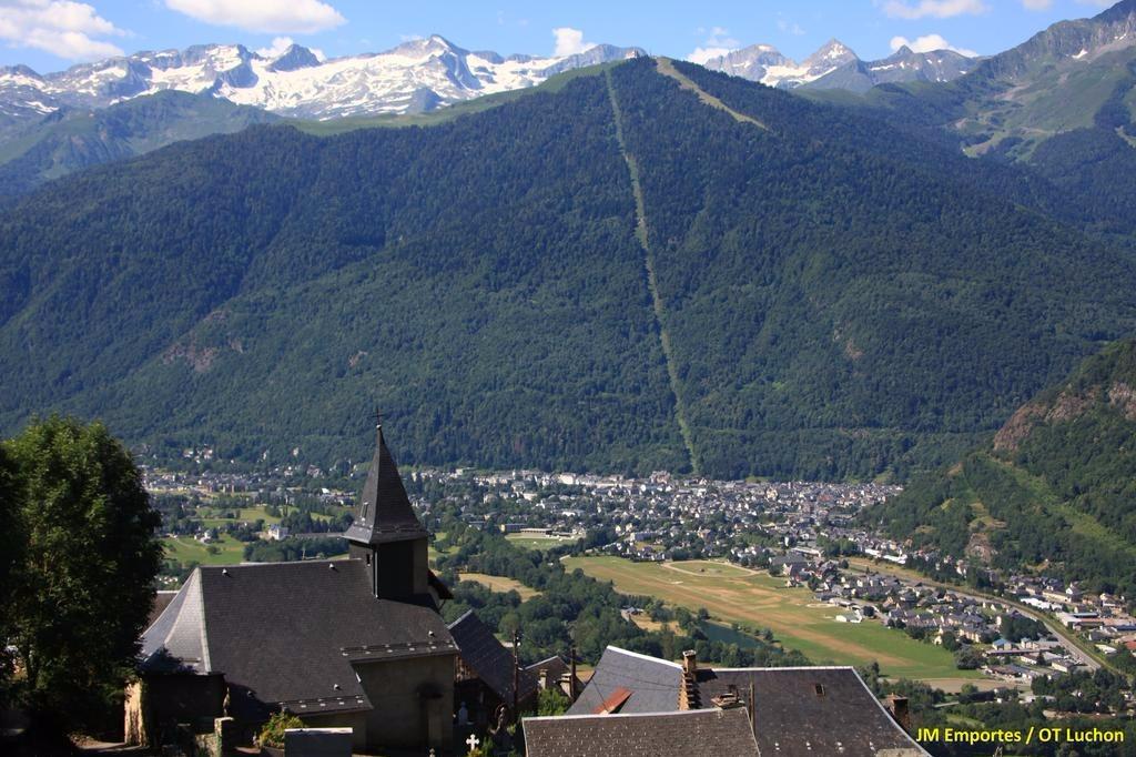 Vue de Luchon - Location de vacances - Bagnères-de-Luchon