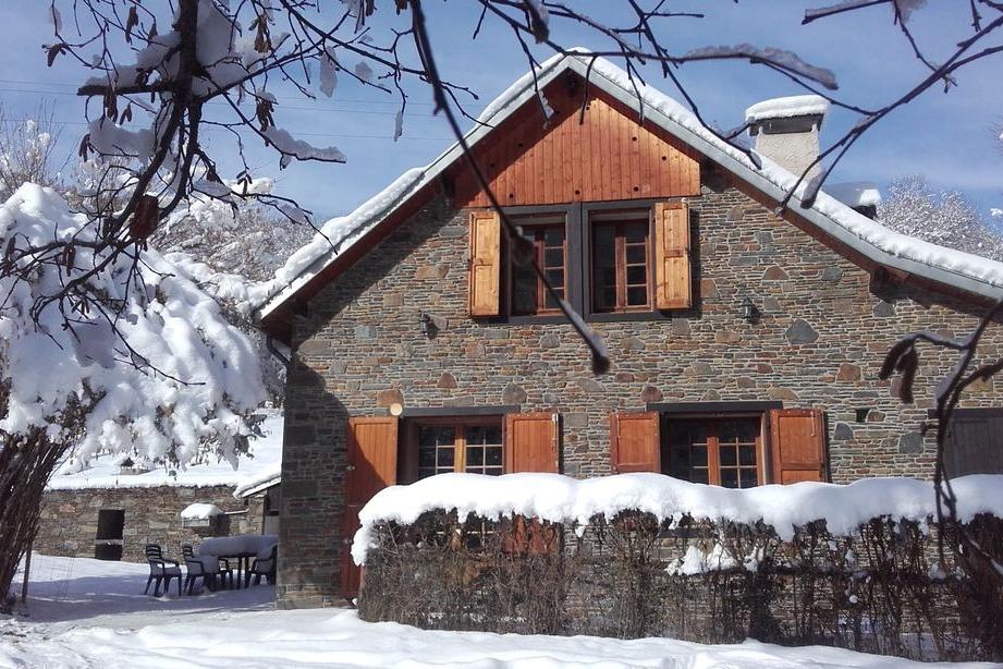 La Grange des Biches - Luchon - Location de vacances - Benque-Dessous-et-Dessus