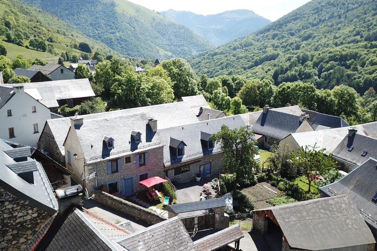 Maison Batcheles - Location de vacances - Cazeaux-de-Larboust
