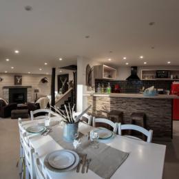 Chambre d'Oô - Location de vacances - Cazeaux-de-Larboust
