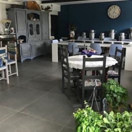 Cuisine semi professionnelle - Location de vacances - Mauvaisin