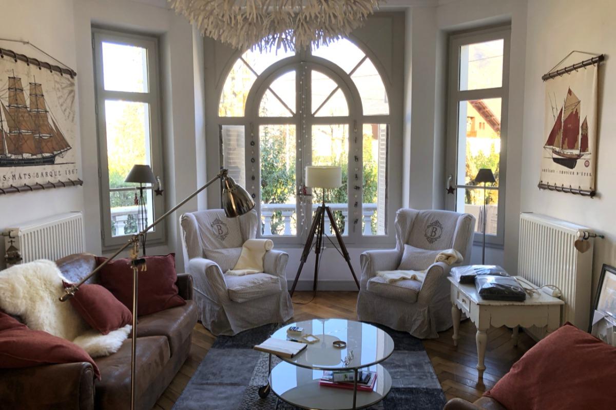 Petit salon - Location de vacances - Bagnères-de-Luchon