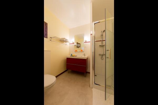 Espace extérieur du Castex pour vous recevoir - Chambre d'hôtes - Aignan