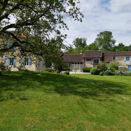 vue d'ensemble  - Chambre d'hôtes - Castéra-Verduzan
