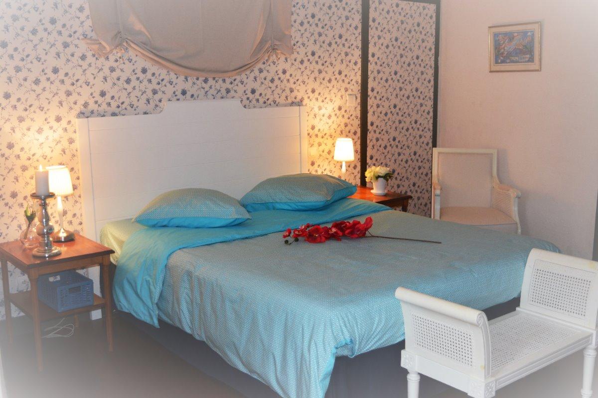 Suite Romantique, Chambres d\'hôte à Riscle - Clévacances
