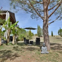 LA ROSE DES VENTS SIROCCO - Chambre d'hôtes - Castelnau-sur-l'Auvignon
