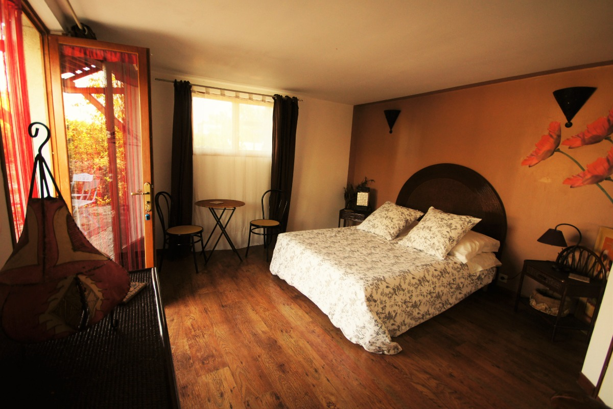 - Chambre d'hôtes - Castelnau-sur-l'Auvignon