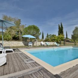 LA ROSE DES VENETS ALISES - Chambre d'hôtes - Castelnau-sur-l'Auvignon