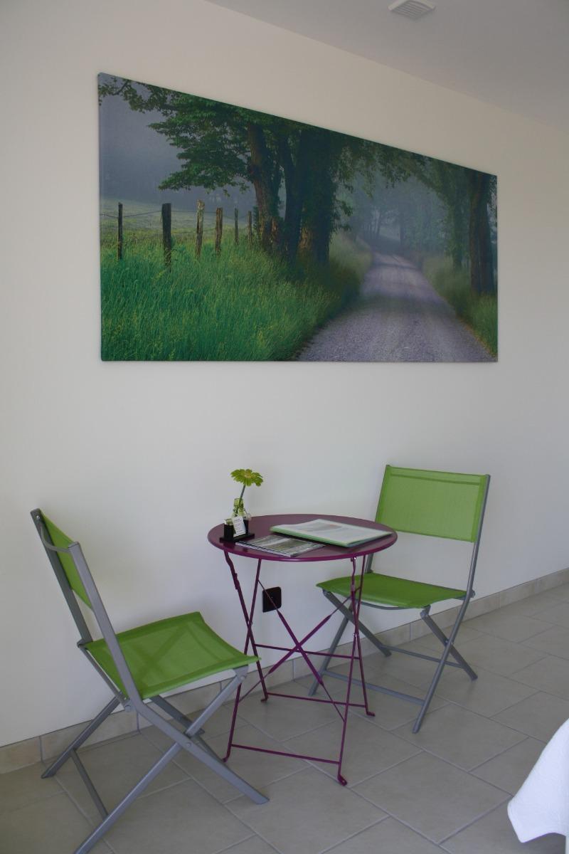 un petit coin tranquille - Chambre d'hôtes - Lauraët