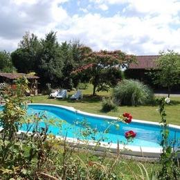 piscine - Location de vacances - Sorbets