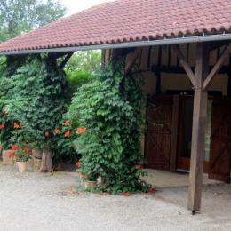 veranda - Location de vacances - Sorbets