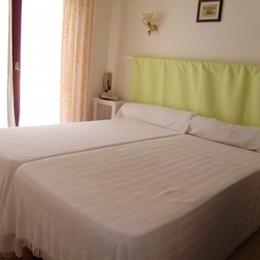 exemple chambre - Location de vacances - Barbotan Les Thermes