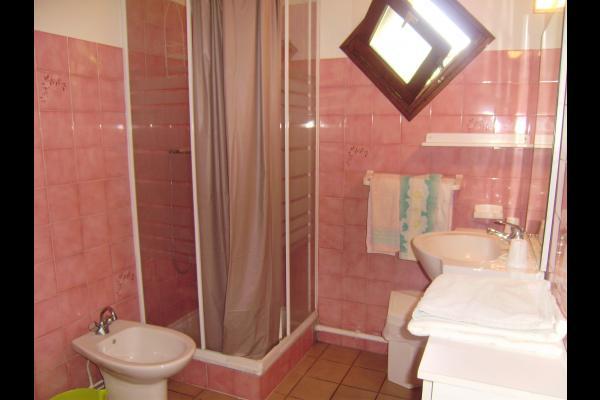 exemple salle d'eau - Location de vacances - Barbotan Les Thermes