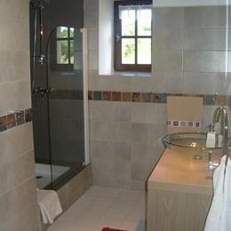 Mezzanine avec matelas 80 - Location de vacances - Bazian