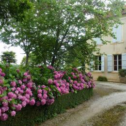 Accueil à La Taboge - Location de vacances - Montesquiou
