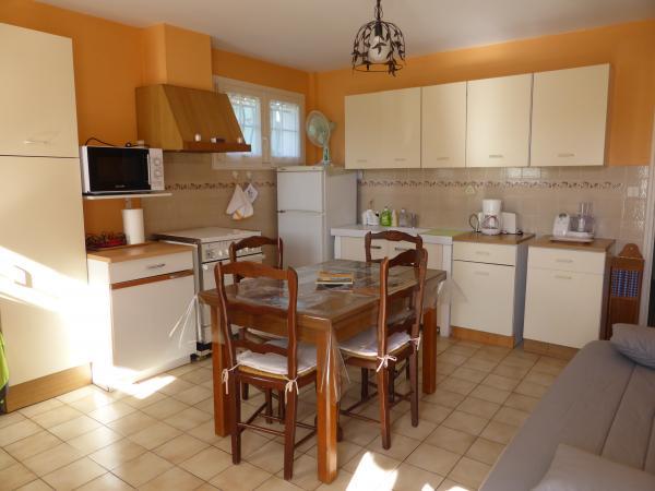 coin cuisine - Location de vacances - Lectoure
