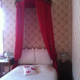 chambre parentale acacia - Location de vacances - Lectoure