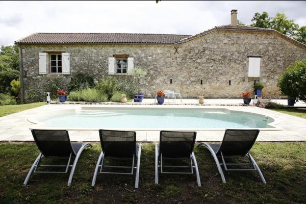 - Location de vacances - Lagarde Fimarcon