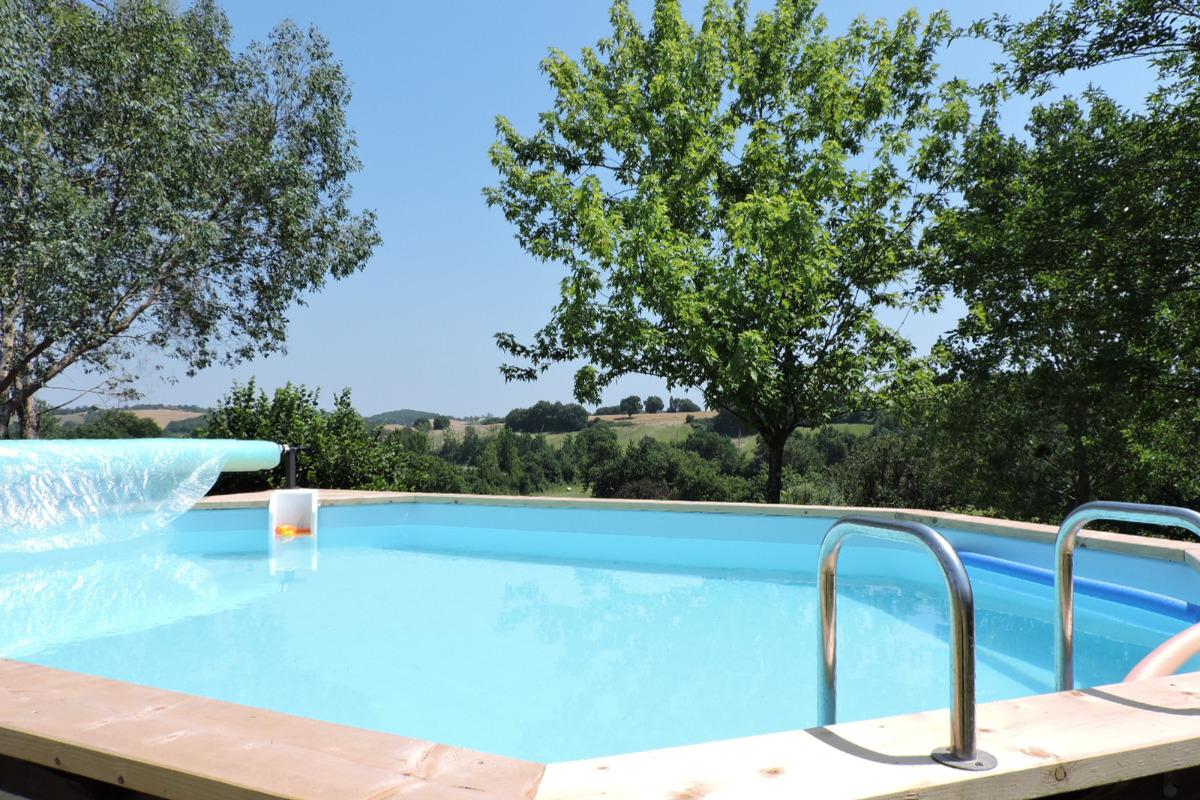 Gîte Barruérot 4 personnes - Location de vacances - Peyrusse-Grande