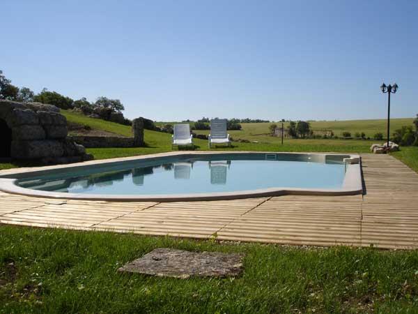 http:/:gitesdepeyrouton.free.fr - Location de vacances - Castéra-Lectourois