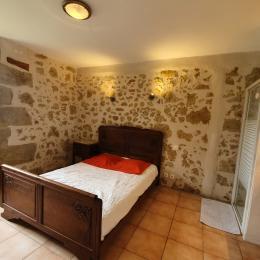 Chambre 1 - Location de vacances - L'Isle-de-Noé