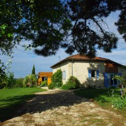 Petite ferme en Gascogne rénovée - Location de vacances - Bouzon-Gellenave
